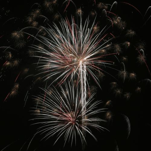 Brighton Colorado Fireworks Show