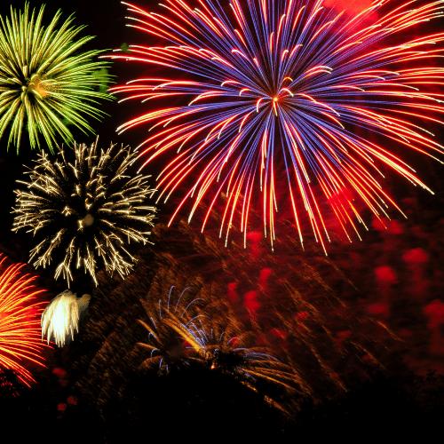 Winter Park, Colorado Fireworks Show