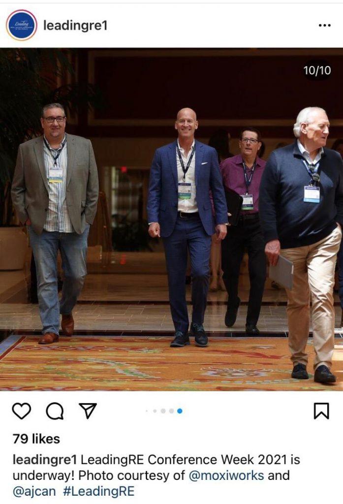 LeadingRE Conference