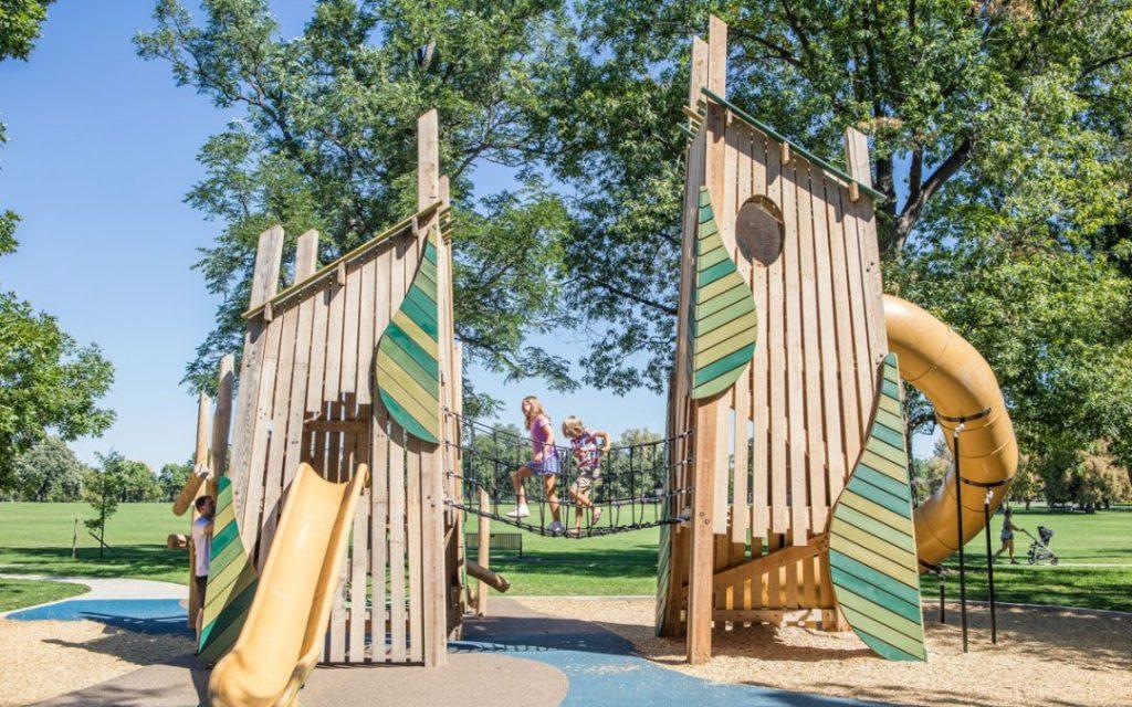 Washington Park Denver Playground