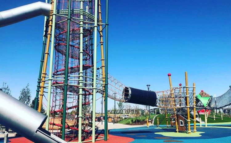 Thornton Colorado Premium Outlets Playground