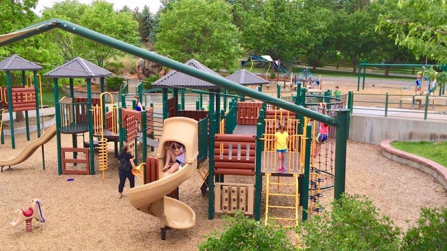 Westland Park Playground Greenwood Village CO